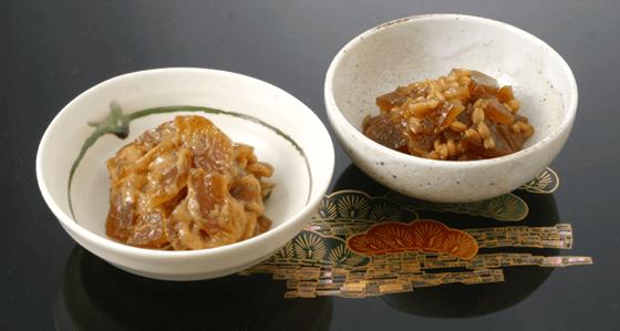 奈良漬の美味しいお召し上がり方